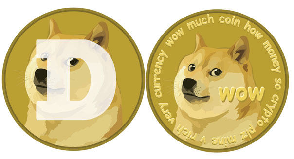 Currency-Dogecoin-Inlea