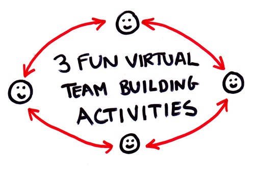 The best team building activities for remote teams