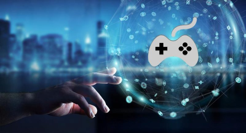 Future of gaming is Blockchain