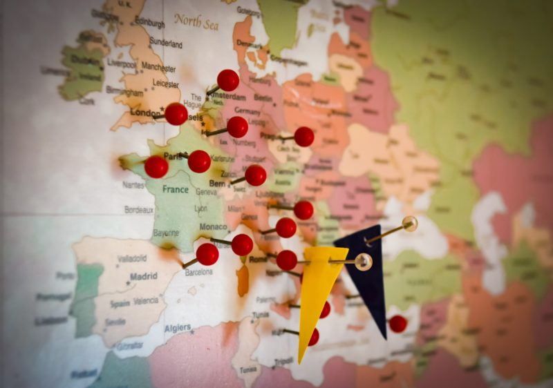 Europe is the Future for Startups